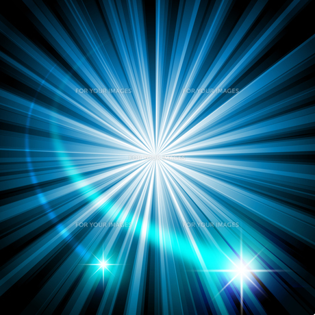 流星 流れ星 閃光のイラスト素材 [FYI00598401]