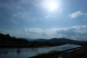 園瀬川の写真素材 [FYI00602752]