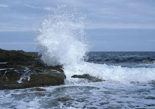 波しぶきの写真素材 [FYI00602898]