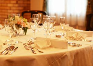レストランの写真素材 [FYI00603114]