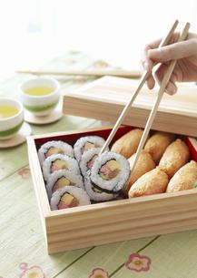 助六寿司の素材 [FYI00603347]