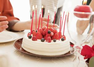ベリーショートケーキの写真素材 [FYI00603357]