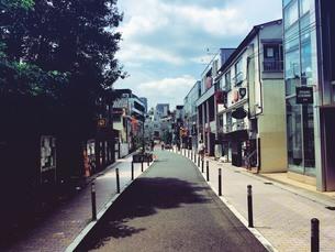 omotesando_03の写真素材 [FYI00604971]