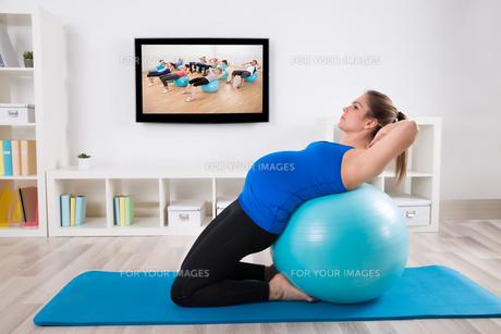 exerciseの素材 [FYI00606778]