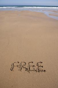beachの写真素材 [FYI00608433]