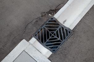 排水口の写真素材 [FYI00613945]