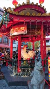 神戸南京町広場の写真素材 [FYI00614095]