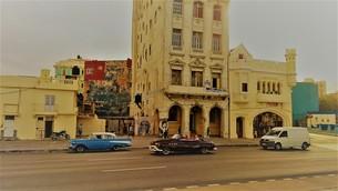 キューバの街並みの写真素材 [FYI00614117]