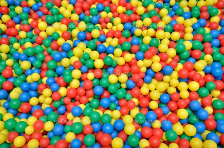 ボールプールの写真素材 [FYI00618282]