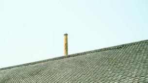 煙突の写真素材 [FYI00619101]