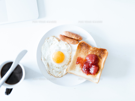 朝ごはんの写真素材 [FYI00619115]