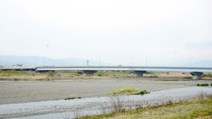 鉄橋の写真素材 [FYI00619352]