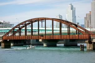 鉄橋の写真素材 [FYI00619645]