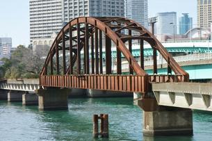 鉄橋の写真素材 [FYI00619649]