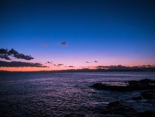 江ノ島からの景色の写真素材 [FYI00619831]