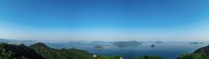 山頂からの景色の写真素材 [FYI00619837]