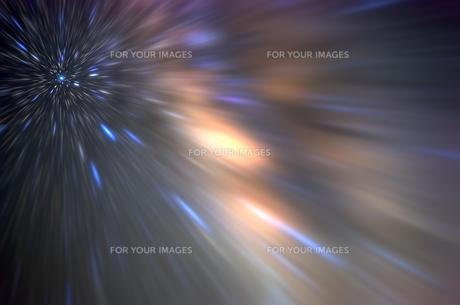 集中する光のイラスト素材 [FYI00620002]