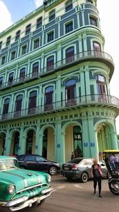 グリーンのハバナの写真素材 [FYI00620114]