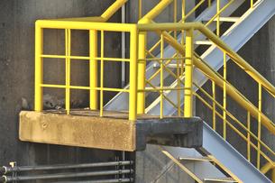 非常階段の写真素材 [FYI00620701]