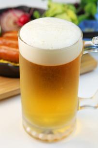 ビールの写真素材 [FYI00620867]