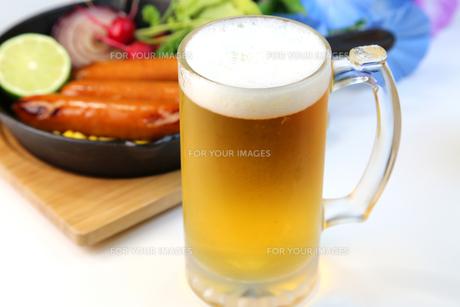 ビールの写真素材 [FYI00620869]