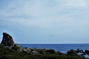 室戸岬国定公園の風景(室戸ジオパーク)の写真素材 [FYI00621303]