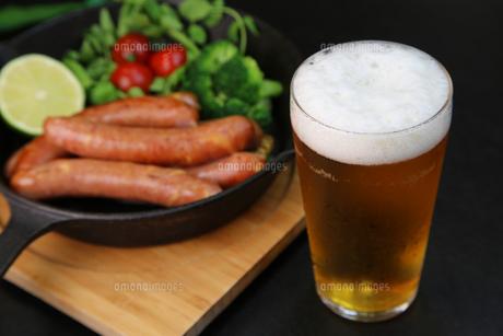 ビールの写真素材 [FYI00621309]