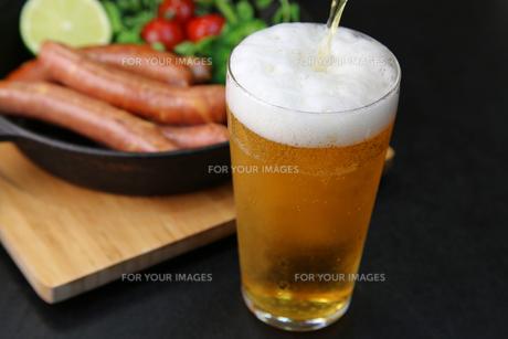 ビールの写真素材 [FYI00621311]
