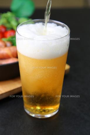 ビールの写真素材 [FYI00621313]