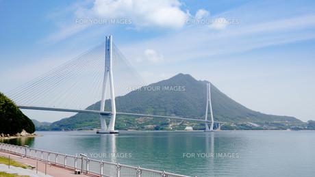 多々良大橋の写真素材 [FYI00621589]