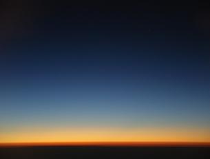 地平線の写真素材 [FYI00623837]