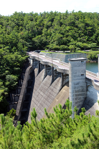 ダムの写真素材 [FYI00627303]