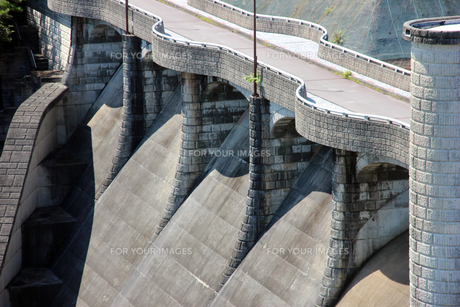 ダムの写真素材 [FYI00627304]