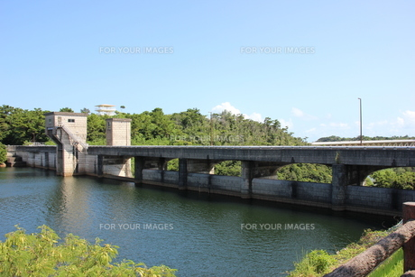 ダムの写真素材 [FYI00627305]
