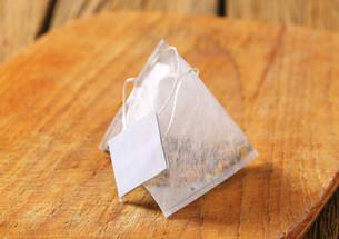 Pyramid tea bagの素材 [FYI00631956]