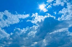 紫外線イメージの写真素材 [FYI00632422]