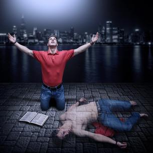 Risen from spiritual deathの写真素材 [FYI00634106]