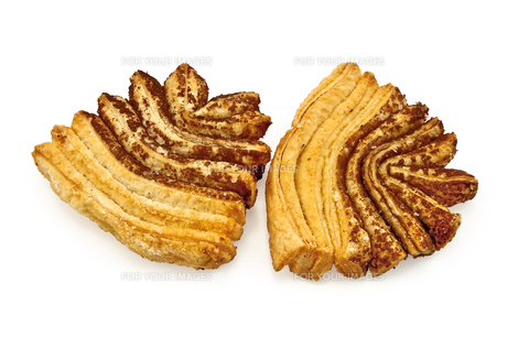 Puff pastryの写真素材 [FYI00634452]