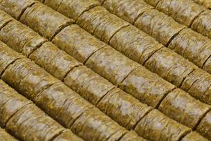 Turkish pastry kadaifの写真素材 [FYI00634610]
