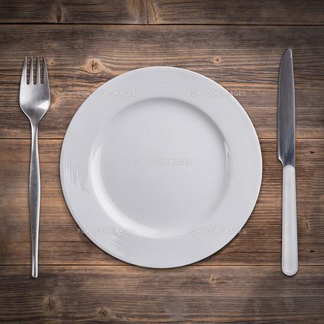 White plateの素材 [FYI00634839]