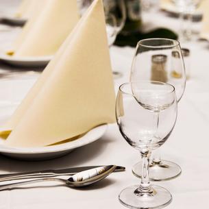 Table Settingの写真素材 [FYI00635414]