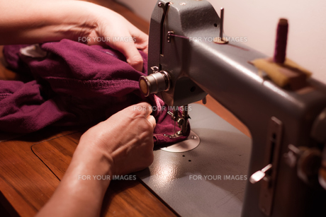 Sewing Machineの写真素材 [FYI00635419]