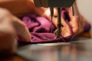 Sewing Machineの写真素材 [FYI00635423]