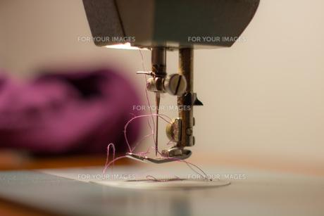 Sewing Machineの写真素材 [FYI00635428]