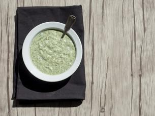 green sauceの写真素材 [FYI00635828]