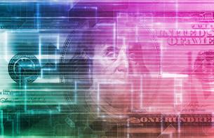 Online Bankingの写真素材 [FYI00636609]