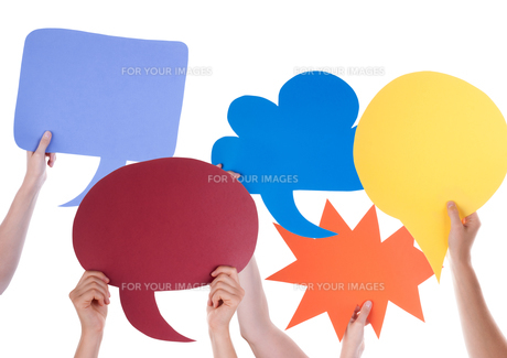 conversationの素材 [FYI00637636]