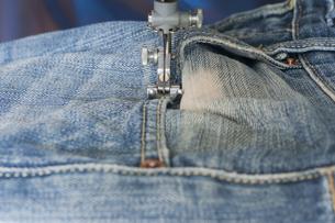 naehmaschine textilesの素材 [FYI00637645]