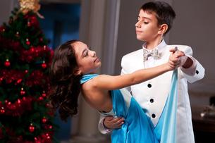 Let's dance!の写真素材 [FYI00637920]