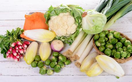 different vegetableの写真素材 [FYI00637936]